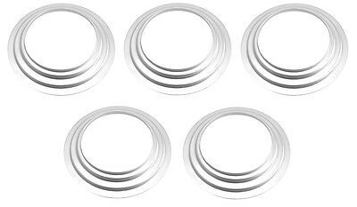 "5 X O6 6"" Metal Mounting Flange / Adapter Ring for Hensel EHT Flash / Strobe NEW"