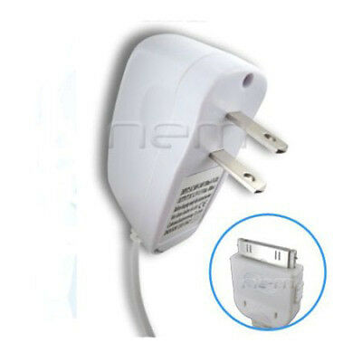 Home Wall Travel Charger AC Adapter for Apple iPod Classic 80GB, 120GB, 160GB