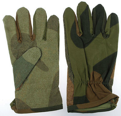 Tactical Field Training Slip-Proof Gloves Woodland Camo-33342