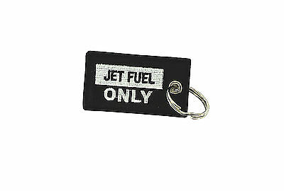 Llavero remove insert before flight keychain jet fuel only no step r1