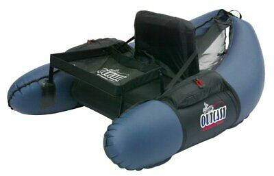 Outcast TRINITY Float Tube, Navy Color -  Low International Shipping Rates!