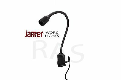 Jarrer JWL-103F LED AC/DC 24V flexible goose neck work light w/magnetic base