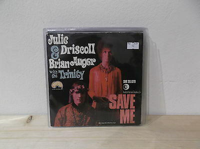 "JULIE DRISCOLL & BRIAN AUGER WITH THE TRINITY Save me  7"" EX-/EX-  ITA"