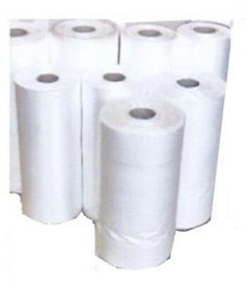 9 Rolls Gusseted roll bags / produce bags / freezer bag