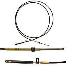 Control Cable Mercury Mariner Mercruiser 13' 3.96M Suits 1969 & Later