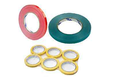 12 Poly bags sealer tape , packing tape 12 mm x 66 mm