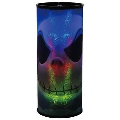 Nightmare Before Christmas Jack Skellington Skull Cylindrical Night Light
