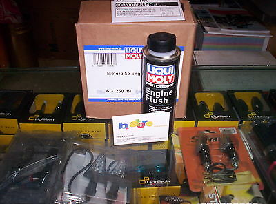 LIQUI MOLY Engine Flush Additivo olio Pulitore motore  moto scooter quad 250 ml