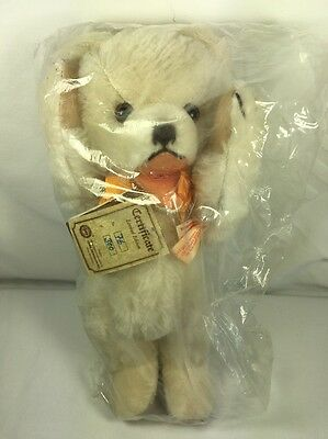 Hermann Teddy Original Limited Edition Dollyland Special 76/300 1990
