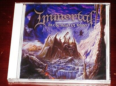 Immortal: At The Heart Of Winter CD 2014 Osmose Productions USA OPCD079 NEW