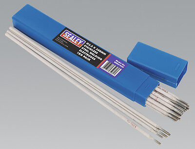 Sealey WESS1032 Welding Electrodes Stainless Steel Ø3.2 x 350mm 1kg Pack