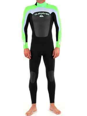 QUIKSILVER SYNCRO 3/2 Wetsuit - boys size 2 new NWT