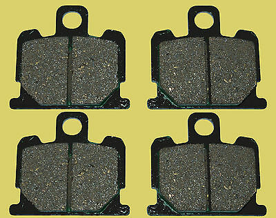 Yamaha RD350LC front brake pads (1981-1983) FA70 type - 2 pairs