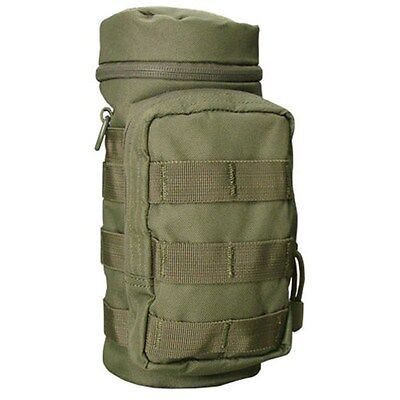 Condor MA40 MOLLE Padded Tactical Hunting & Hiking H2O Water Pouch OD Green