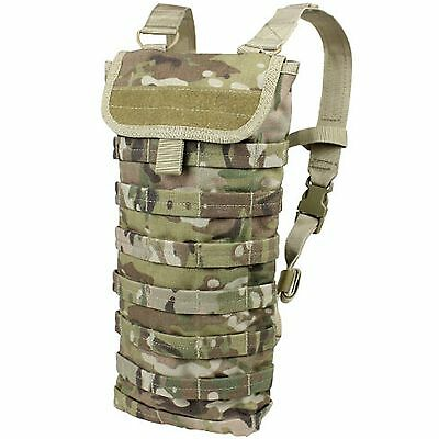 Condor HC Multicam MOLLE PALS Modular Water Hydration Carrier Backpack Pack