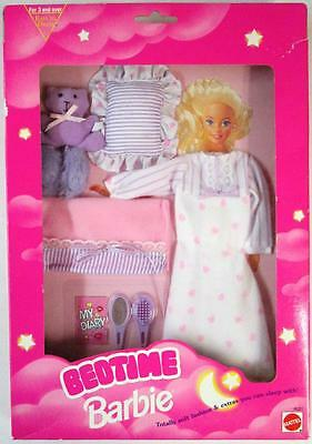 Barbie Bedtime Fashion Pack - Nightgown %2368221  (New)