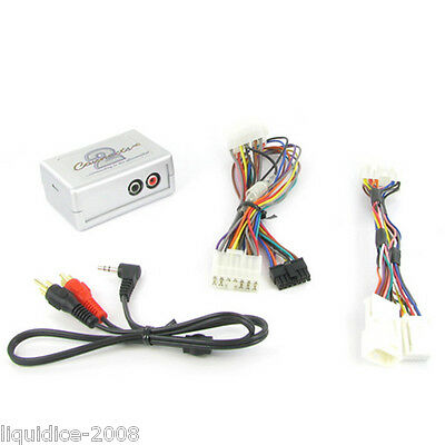 Ctvtyx002 Toyota Corolla 2004 > Aux Auxiliary Interface Adapter Iphone Mp3 Lead