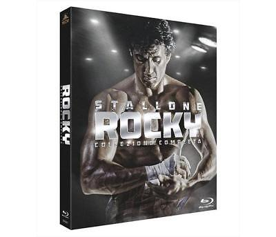 Film Blu-Ray 20TH CENTURY FOX - Rocky - La Saga Completa (6 Blu-Ray)   2006