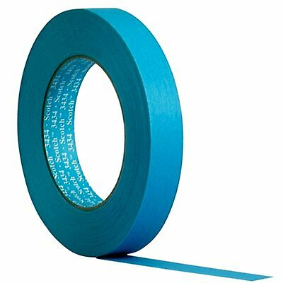 3M Scotch Blue Masking Tape 3434 Range 25MM X 50MTRS