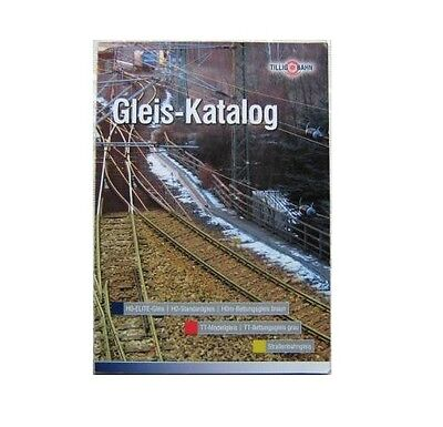 Tillig Bahn 9588 Catalogue 124 pages of  TT/H0/LUNA Products - Tracked 48 Post