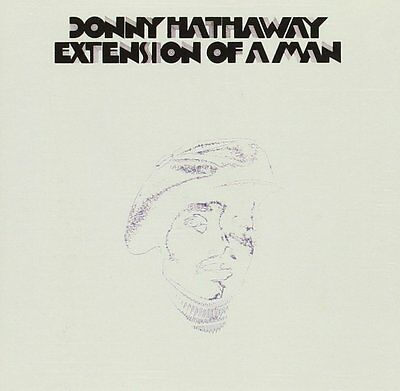 Donny Hathaway - Extension Of A Man Vinyl LP New & Sealed