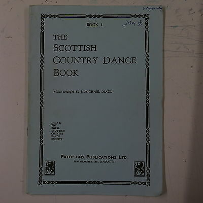 rscds THE SCOTTISH COUNTRY DANCE BOOK 1