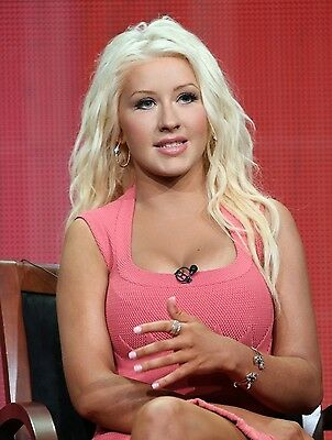 Christina Aguilera 8X10 Glossy Photo Picture Image #8