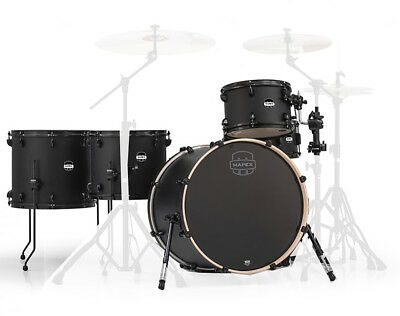 Mapex Mars 528 Retro Fusion Drum Kit Shell Pack Nightwood MA528SFBZW