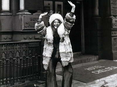 Janis Joplin 8X10 Glossy Photo Picture Image #4