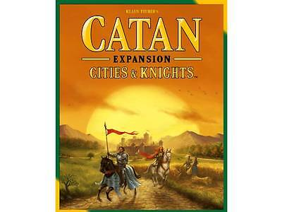 NEW SETTLERS OF CATAN Cities & Knights Expansion Game 5th Ed - Family Board Game