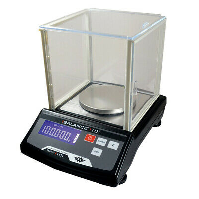 My Weigh Ibalance 101 Table Top Precision Scale - SCM101BLACK