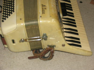 La Tosca Fiesta Accordion  Made In Italy Good Condition