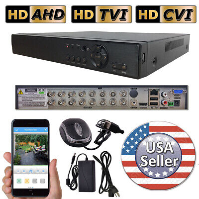 Sikker Standalone 16 Ch Channel H.264 Full 960H CCTV DVR Security system HDMI