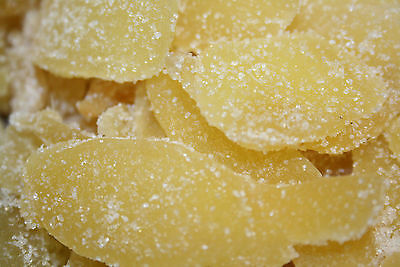 Ginger Crystallized Dried, 1Lb