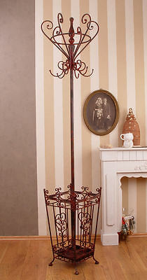 Large Coat Stand Shabby Chic Clothes Stand Art Deco Wardrobe