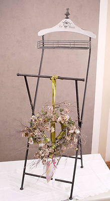 Silent Servant Clothes Stand Valet Stand Shabby Chic Clothes Rack