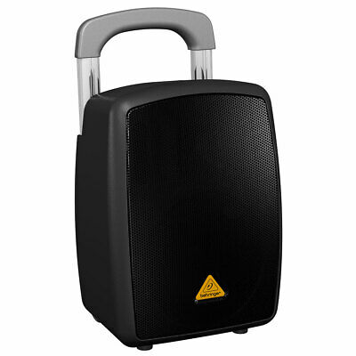 Behringer Europort MPA40BT-PRO Portable PA Speaker with Bluetooth