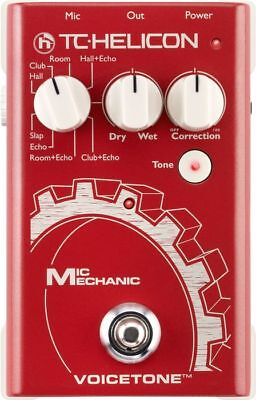 TC Helicon Voice Tone Mic Mechanic Pedal