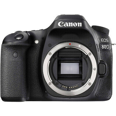 Canon EOS 80D HD Wi-Fi Digital SLR Camera Body