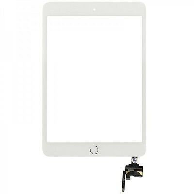 Touch Screen Display White Home Button IC Chip for Apple iPad Mini 3