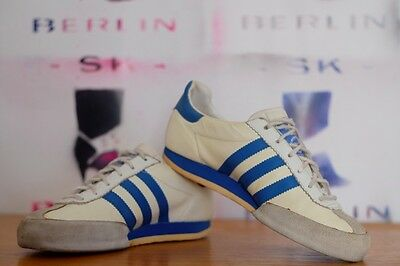 True Vintage Adidas KEGLER uk 6 Turnschuhe Sneakers 70er made in Yugoslavia 80s