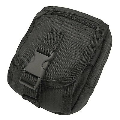 Condor MA26 Tactical MOLLE Gadget Tool Camera Cell Phone Carrier Pouch Black