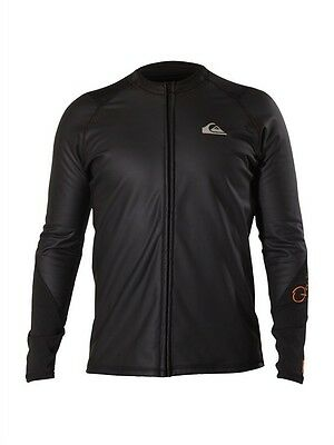 Quiksilver PU COATED Long Slv SUP Jacket Men's S, XXL, 3XL new NWT wetsuit