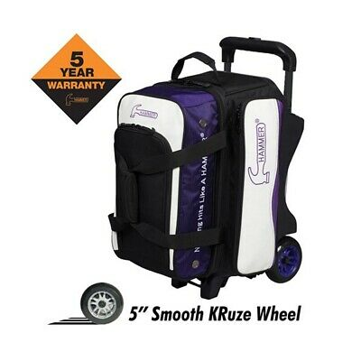 KR Strikeforce Royal Flush 2 Ball Roller Bowling Bag