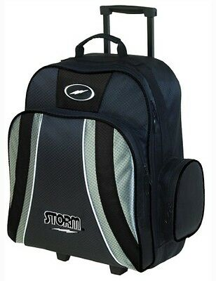 Storm Rascal Black 1 Ball Roller Bowling Bag
