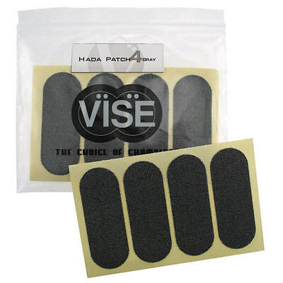 """Vise Bowling Grey #4 1"""" Hada Patch Tape Pre Cut 40 Pieces"""