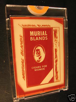 1974 Topps Wacky Packages Series 13 Proof Murial Blands