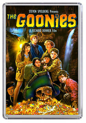 The Goonies Fridge Magnet