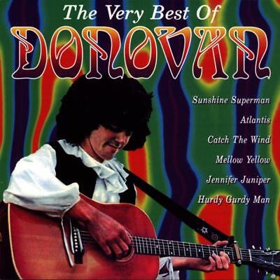 Donovan-The Very Best Of Donovan-Cd Epc New