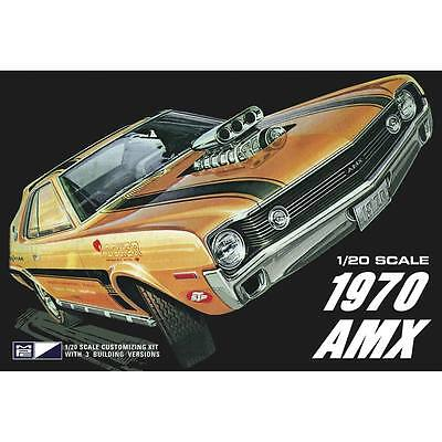 MPC 1970 AMC AMX model kit 1/20
